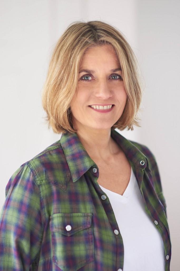Susanna Bingemer im Hotel Theresa