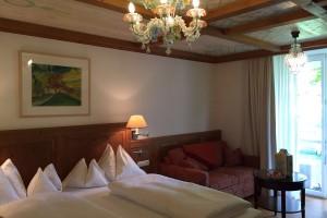 Die Zimmer im Hotel THERESA