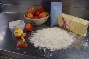 Apfelstrudel backen im Hotel THERESA