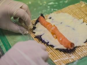 Alpines Sushi im Hotel THERESA
