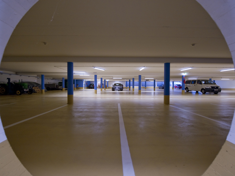 Garage |Urlaubsdomizil Hotel THERESA
