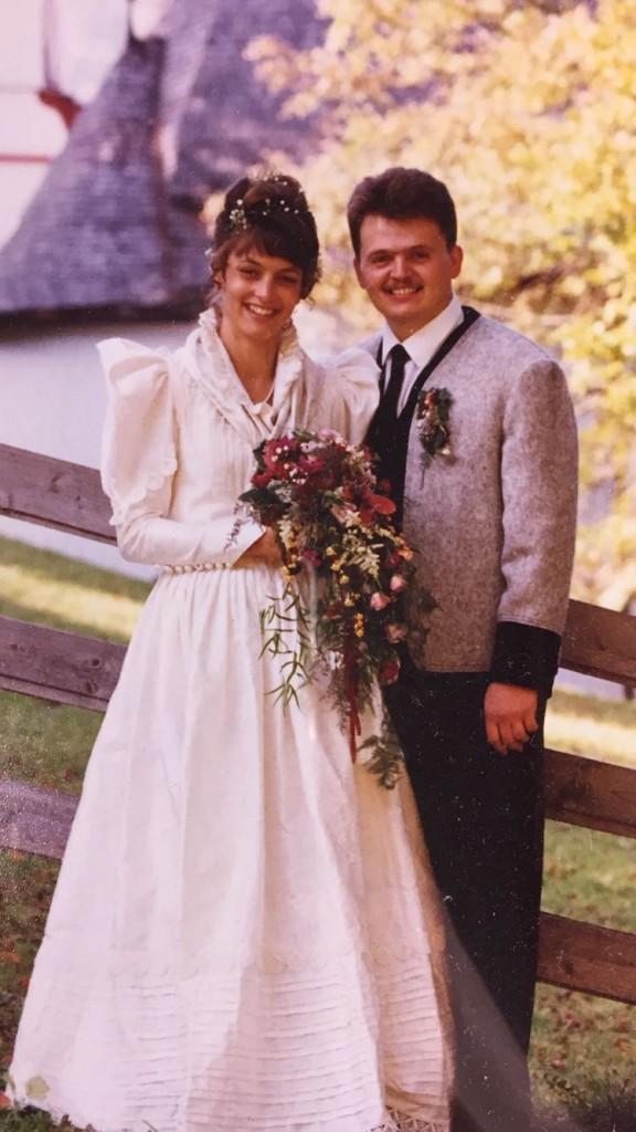Christa und Stefan - Hochzeitstag