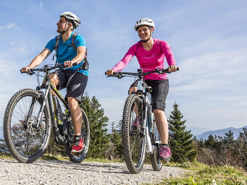 E-Bike Ausflug im Zillertal